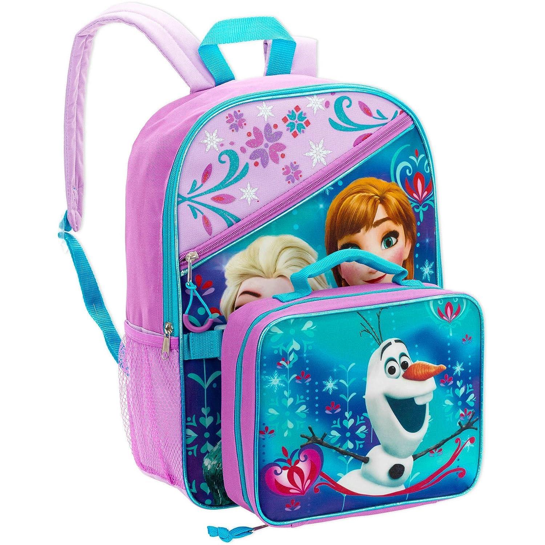 Disney Frozenバックパック/ランチボックスバッグ   B01IIXL1RQ