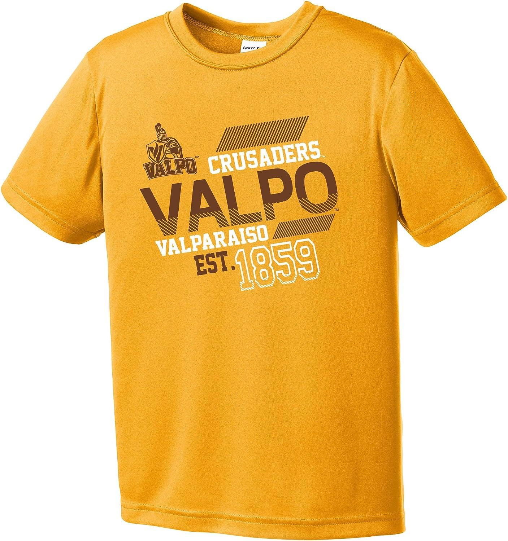 NCAA オフサイド ユース 半袖 ポリエステル コンペティター Tシャツ Youth Large イエロー