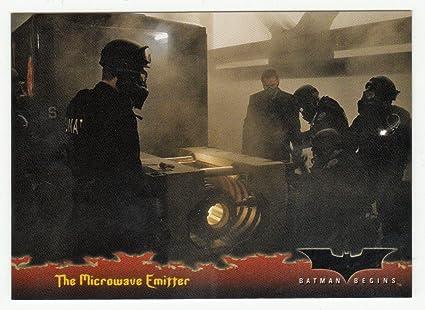 Amazon com : The Microwave Emitter (Trading Card) Batman