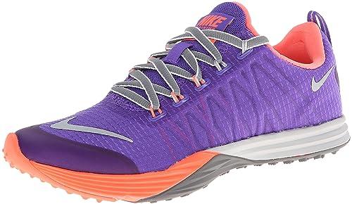 online retailer 25988 ecaa2 Nike - WMNS Lunar Cross Element - 653528500 - Color  Orange-Violet - Size