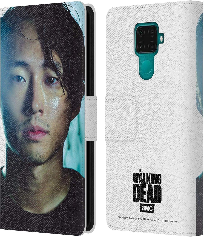 Head Case Designs Offizielle Amc The Walking Dead Glenn Elektronik