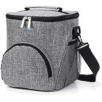 Srotek Kühltasche Kühlbox Lunch Bag Lunchtasche Mittagessen Tasche Wasserdichte Thermotasche Isoliertasche für Ausflug/Reisen/Picknick/Camping/Angeln