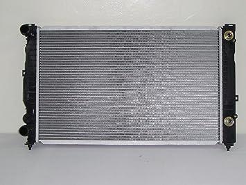 ACK Automotive Volkswagen Passat Radiador sustituye a OEM: 8d0121251bc