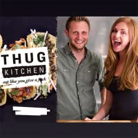 Thug Kitchen Recipes Free for Kindle Fire Tablet / Phone HDX HD