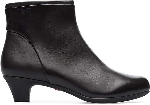 Zapatos bonitos Mujer Camper RIGHT NINA Negro EUR:36,39