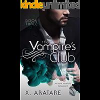 The Vampire's Club (An M/M Vampire Romance) (Book 3)