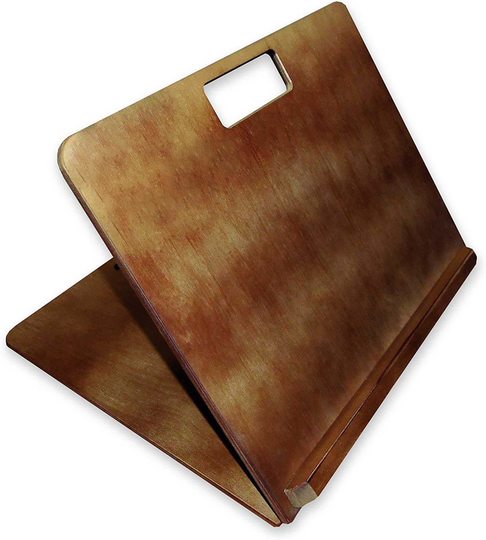 Adjustable Desktop Easel Folding Tray Table