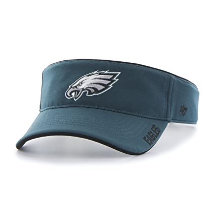 5c7083cfd4b Amazon.com    47 NFL Philadelphia Eagles Top Rope Adjustable Visor ...