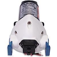 Flojet 03526-144A Bomba de Agua automática de Triple diafragma, 13litros por Minuto, 50PSI, 12V DC