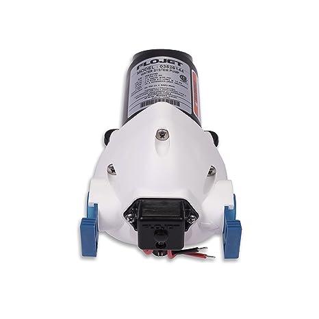 amazon com flojet 03526 144a triplex diaphragm automatic water rh amazon com Residential Electrical Wiring Diagrams Residential Electrical Wiring Diagrams