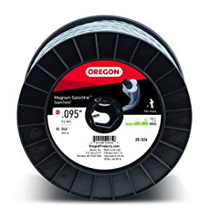 Oregon Super-Twist Magnum Gatorline String Trimmer Line