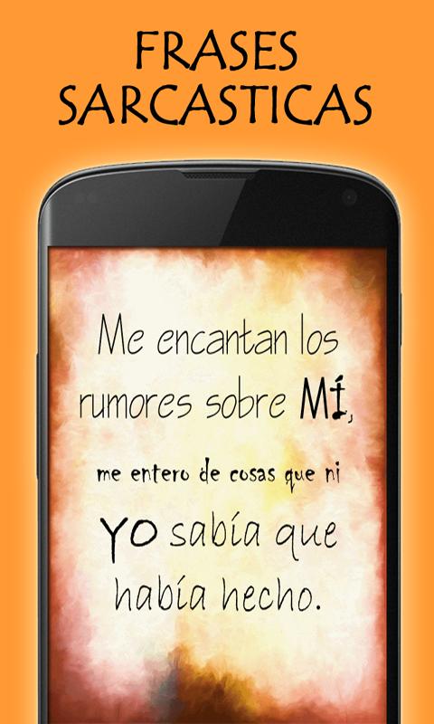 Frases Sarcasticas: Amazon.es: Appstore para Android