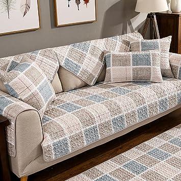 Amazon Com Yangyaya Nordic Style Sofa Slipcovers Simple Sofa Towel