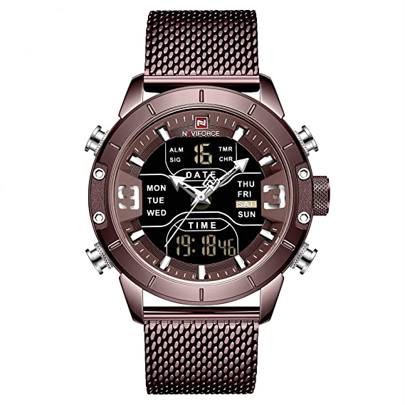 Reloj NAVIFORCE para NF9153: Amazon.es: Relojes