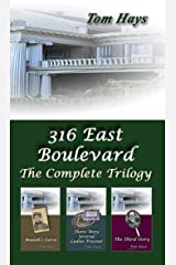 316 EAST BOULEVARD  - The Complete Trilogy: BEULAH'S CURSE + THERE WERE SEVERAL LADIES PRESENT + THE THIRD STORY Kindle Edition