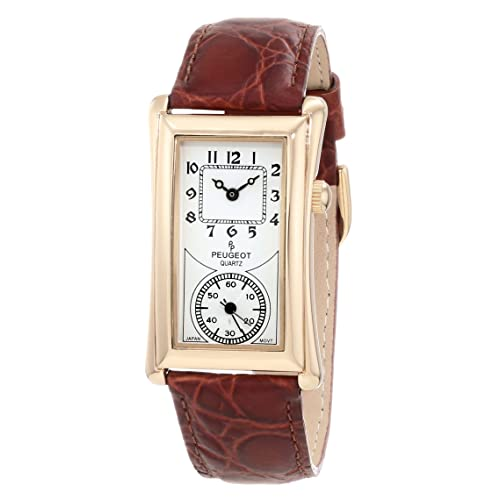 Peugeot Vintage Leather Band Doctors Nurse Watch