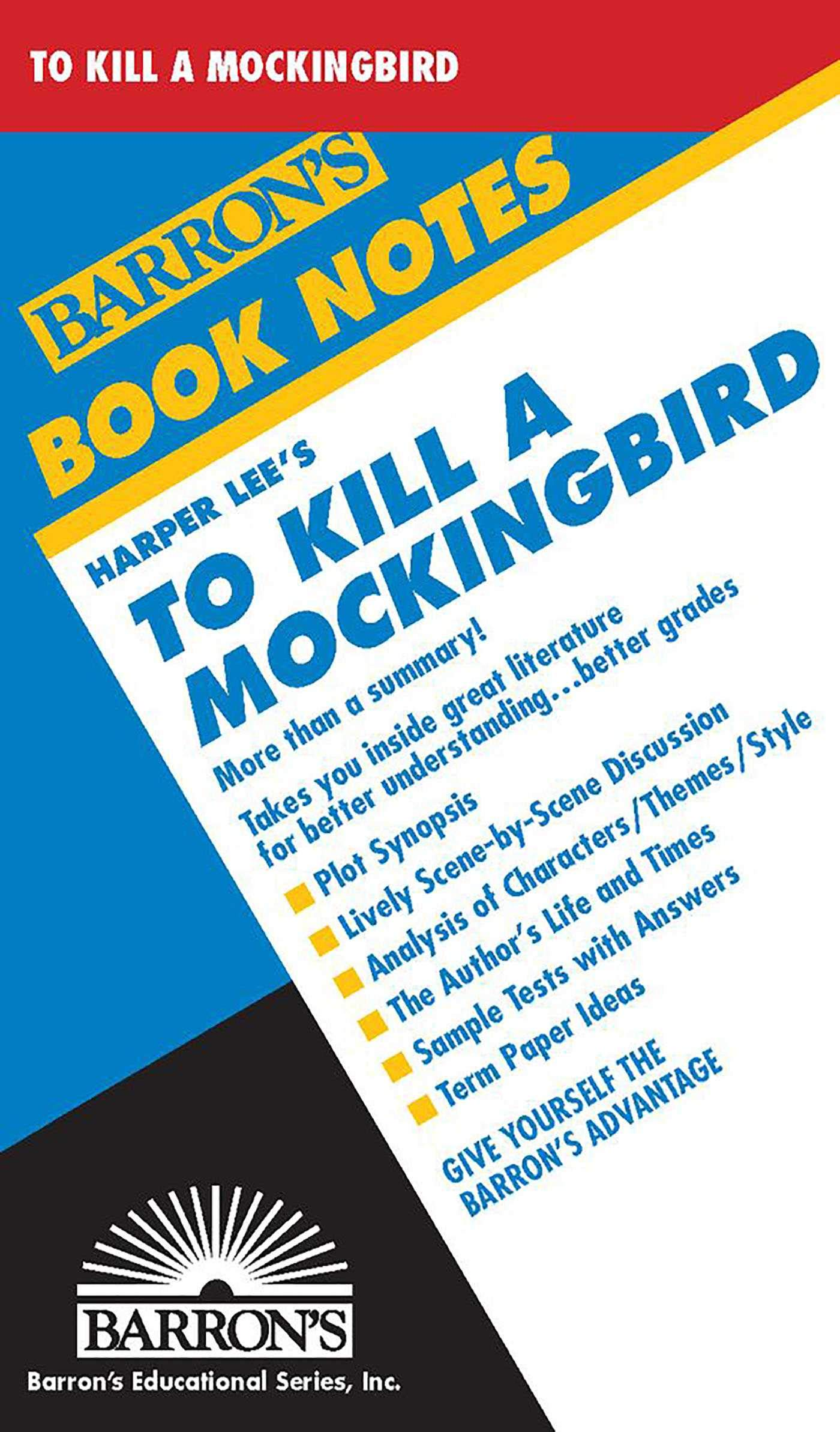 to kill a mockingbird book characters
