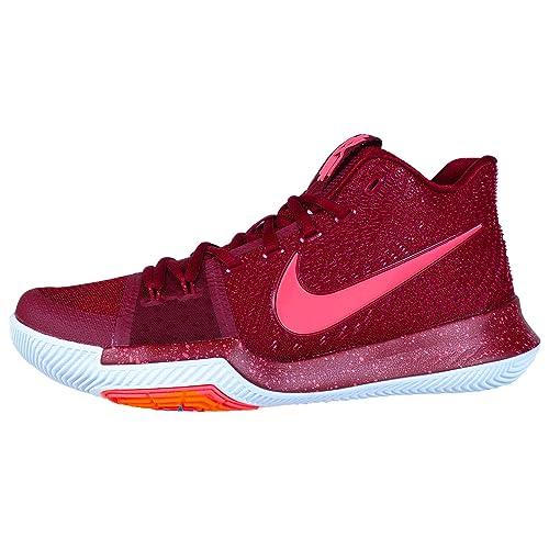 7b9f636b8509 Amazon.com  Nike Mens Kyrie 3 Midnight Basketball Shoes  Shoes