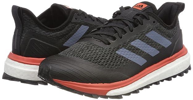 Adidas Response W, Zapatillas de Trail Running para Mujer, Gris (Carbon/Acenat/Esctra 000), 41 1/3 EU adidas