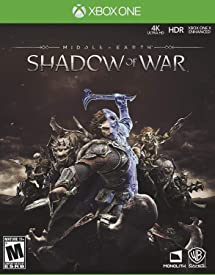 Middle-Earth: Shadow Of War - Xbox One: Whv Games     - Amazon com
