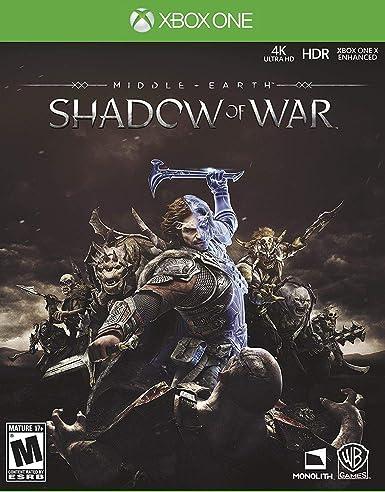 Warner Bros Middle-earth: Shadow of War, Xbox One Básico Xbox One ...