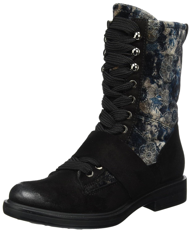Mjus Mjus Mjus 544234-0103, Botas Militares para Mujer 06e857