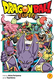 Dragon Ball Super, Vol. 7