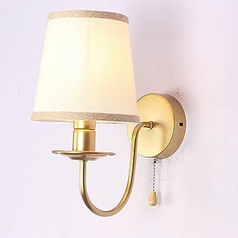 BOOTU Bougeoir LED et descendre appliques Lampes de mur ...