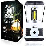 Internova 800 Monster LED Camping Lantern - Massive Brightness with Tri-Strip Lighting LED Lantern - Emergency - Backpacking - Hiking - Auto - Home - College