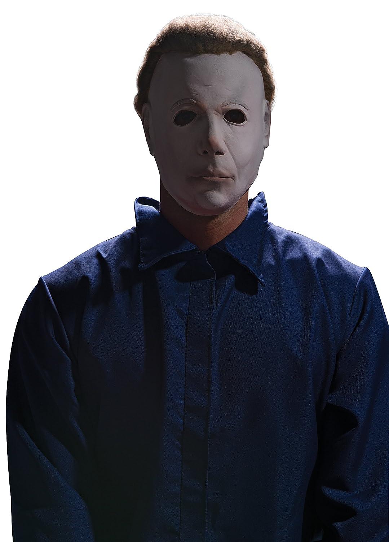 Amazon.com: Rubie's Costume Halloween Movie Michael Myers Mask ...