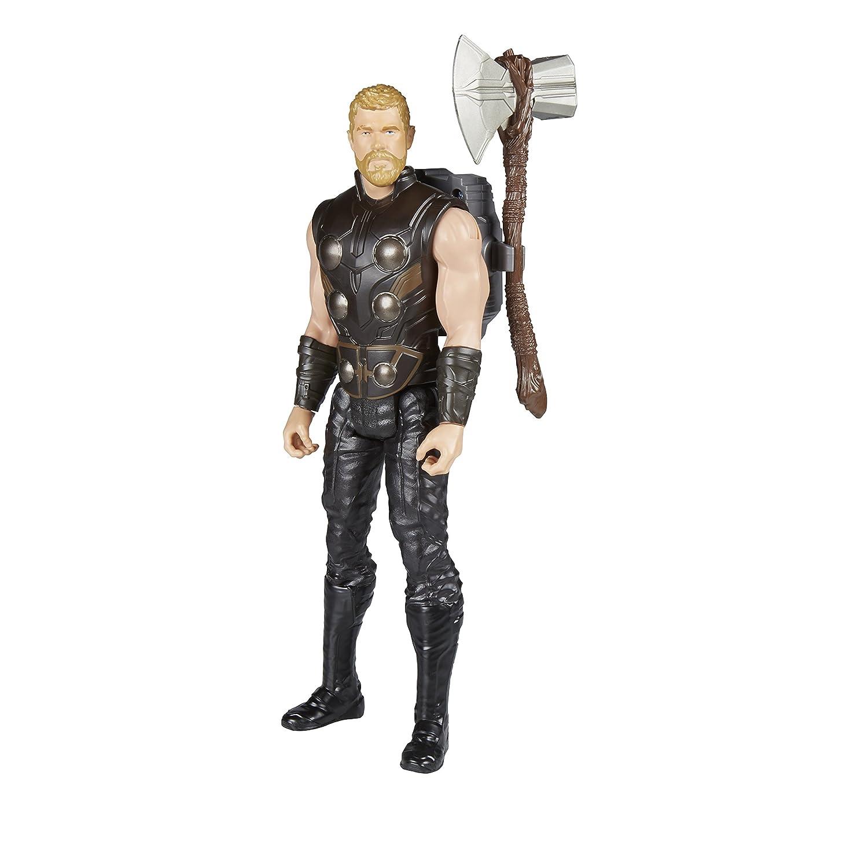 Marvel Avengers - Infinity War – Titan Power FX – Black Widow, E0614 Hasbro