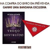 Trono destruído: Coletânea definitiva da série A Rainha Vermelha