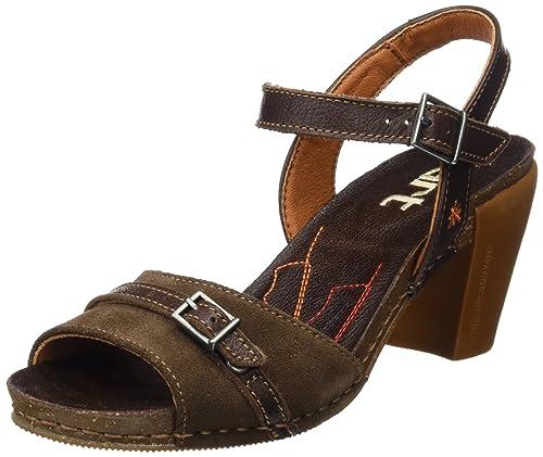ART 0226 Memphis i Feel con Cinturino alla Caviglia Donna Nero Black 36 EU