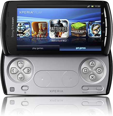 Sony Ericsson Xperia PLAY Sim Free Smart Phone with 8GB: Amazon.co ...