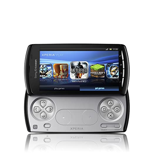 sony ericsson xperia play. sony ericsson xperia play sim free smart phone with 8gb memory card play