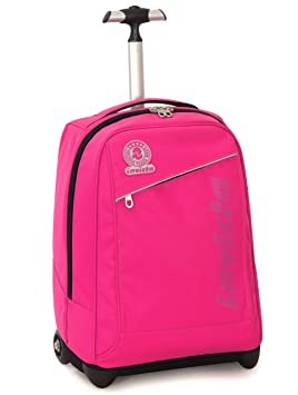 InvictaBenin Trolley 2in1 35 À Sac Lt Rose Dos Roulettes 6f7gYyb