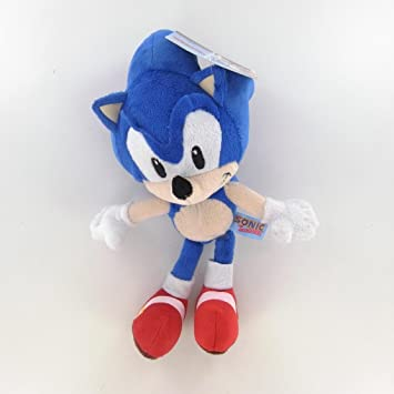 Peluche Sonic The Hedgehog 22 cm, Sonic