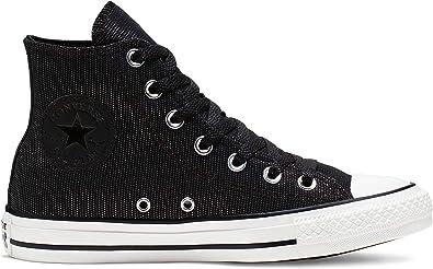 CTAS Hi White/Black Sneaker