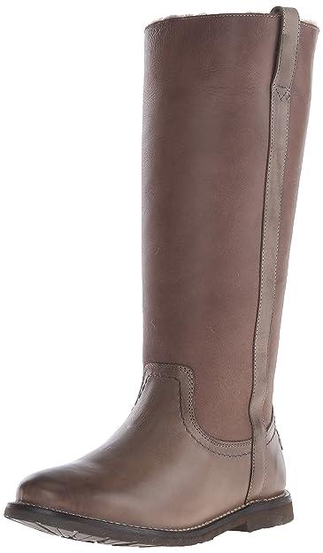 7c7f992d1a4 FRYE Women's Celia Shearling Tall Winter Boot