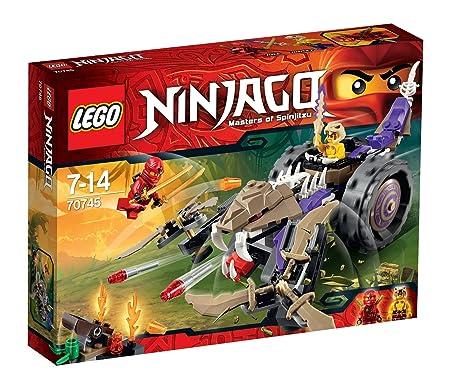 LEGO Ninjago - Demoledor Anacondrai (70745)