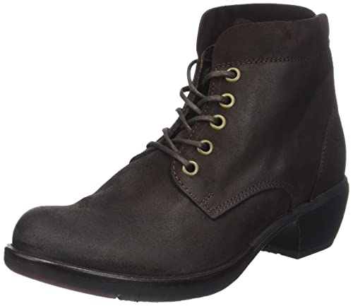 Fly London Mesu780fly, Botas para Mujer, Marrón (Sludge), 35 EU