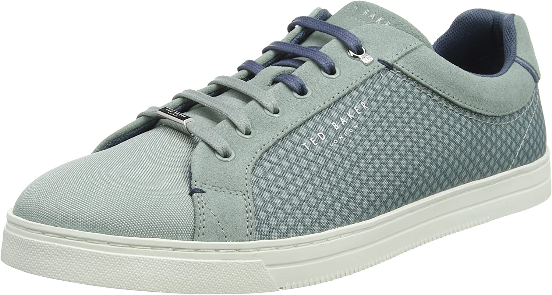 Ted Baker Men Sarpio Sneakers, Green