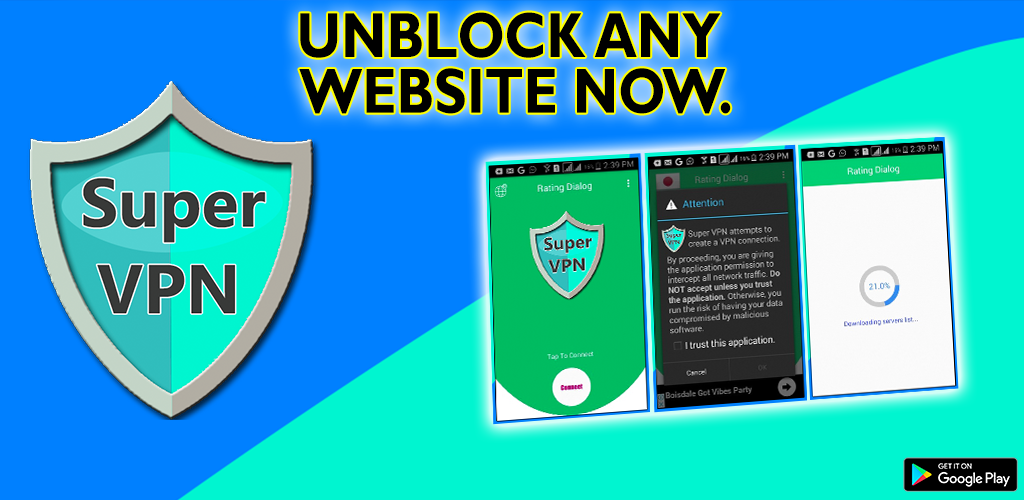 Amazon.com: Super VPN Free Best Proxy Master Unlimited 2018: Appstore for Android