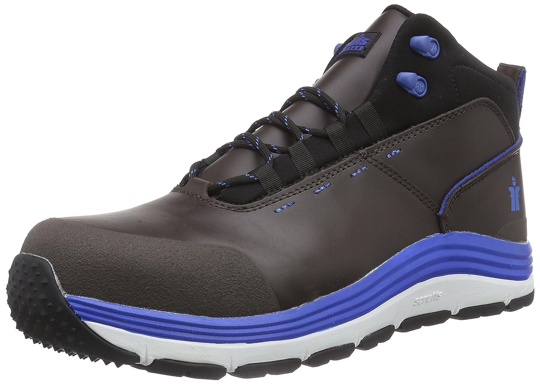 Proteq Sirius Proteq SRA Hi-Top S1p SRA HRO, Chaussures sécurité de sécurité Mixte Adulte Noir - Noir d29bec1 - therethere.space