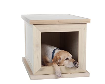ZenCrate   Smart Anxiety Relief Solid Furniture Grade Dog Crate, Clinically  Proven To Help With