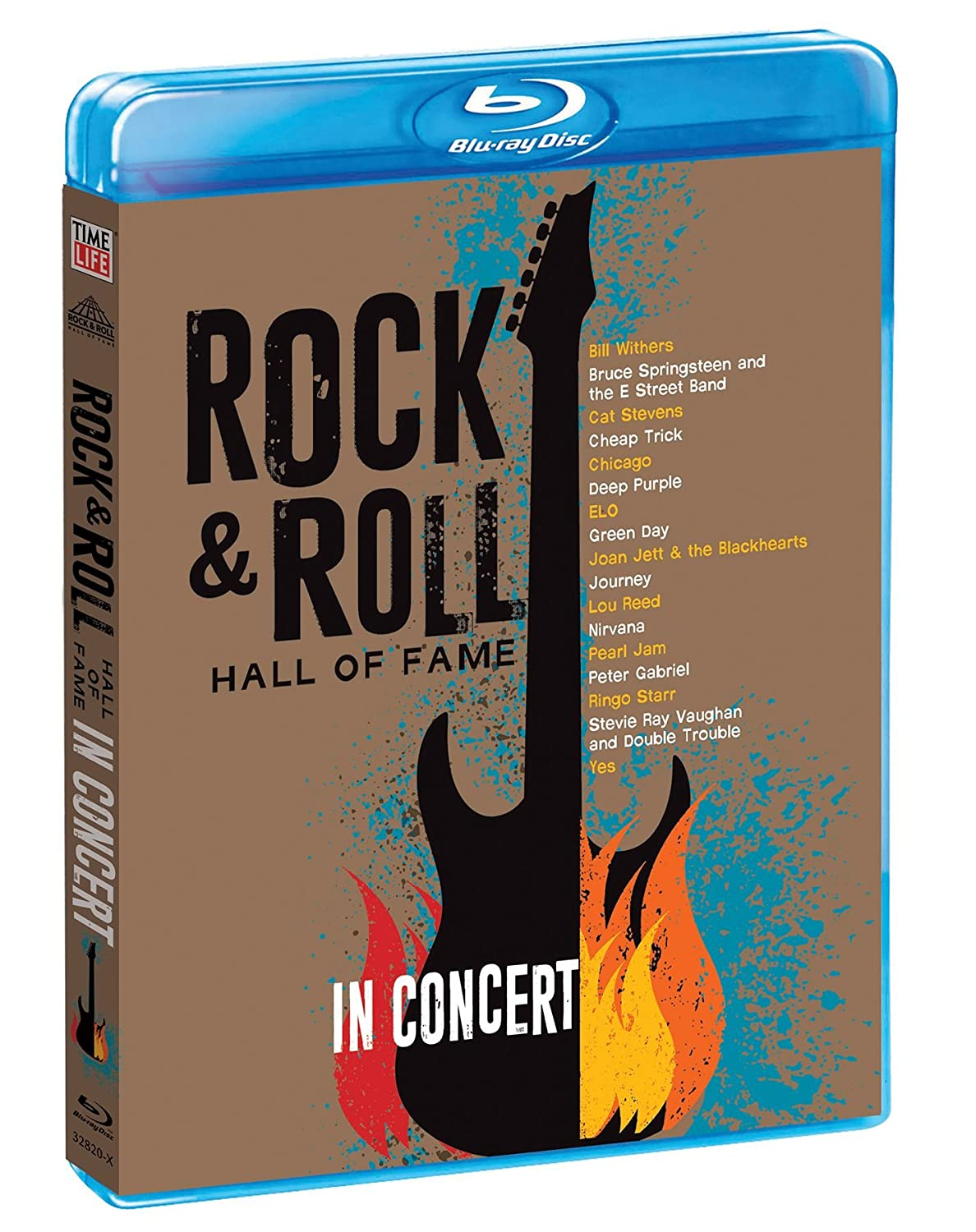 Amazon.com: The Rock And Roll Hall Of Fame: In Concert [Blu-ray ...