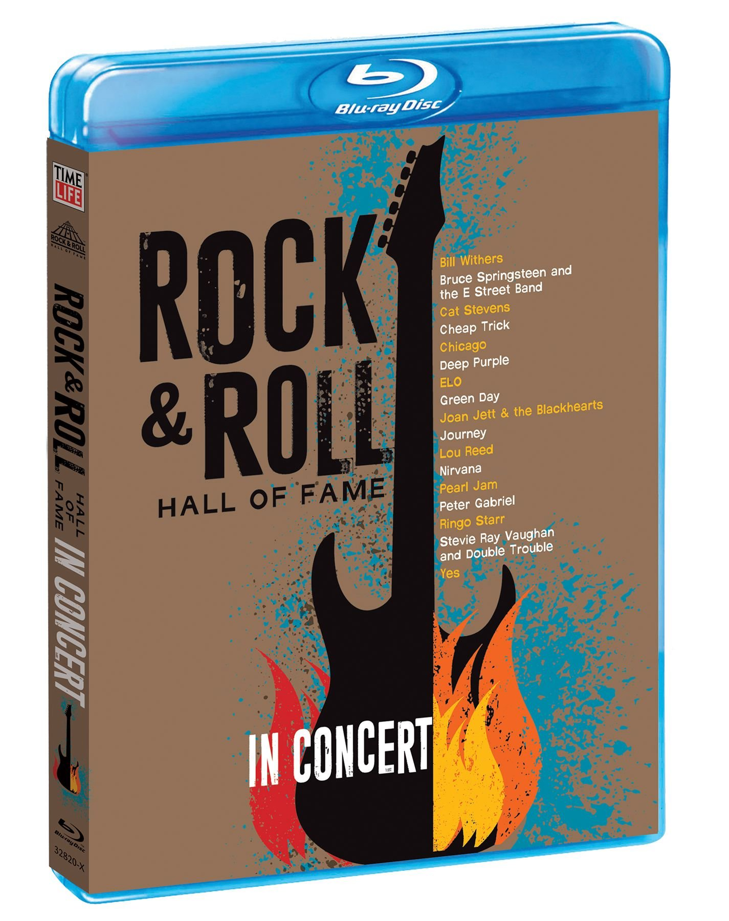 Blu-ray : Various - Rock & Roll Hall Of Fame: In Concert (2PC)