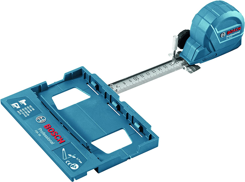 1600Z0000A Bosch Professional FSN WAN Winkelanschlag f/ü r F/ü hrungsschiene