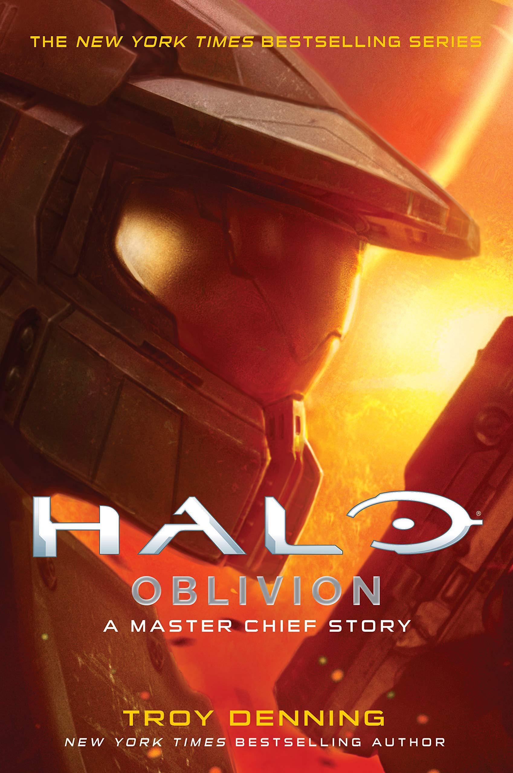 halo book chronological order