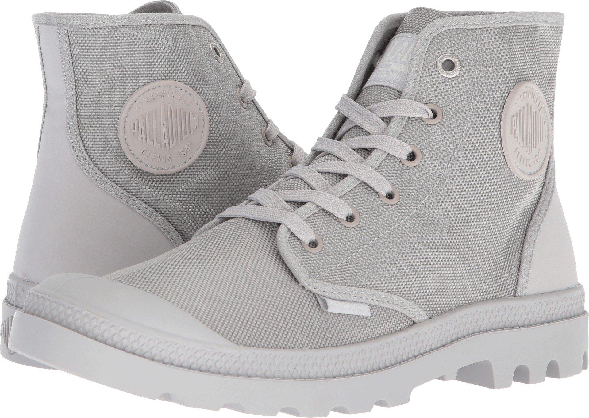 Palladium Unisex Mono Chrome II Lunar Rock Nylon Boots. Mens 8 Womens 9.5